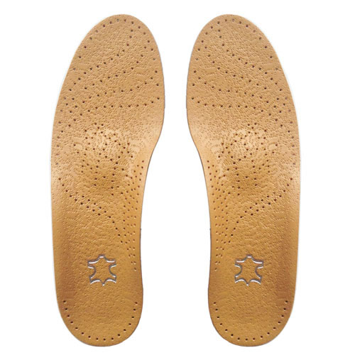 RC-XD1 Orthotics Leather Shoe Insole