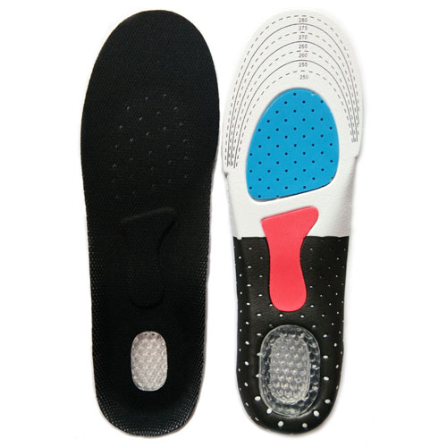 EVA Honeycomb damping sports insoles