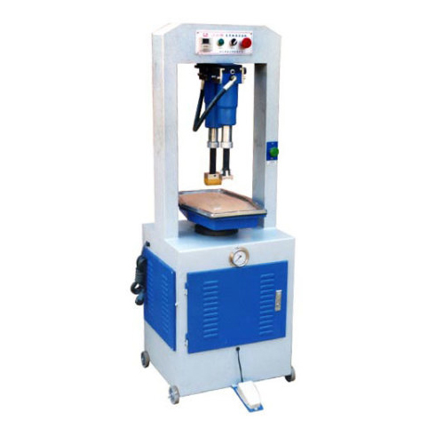 RC-606 High Speed Shoe Sole Press Hydraulic Machine,