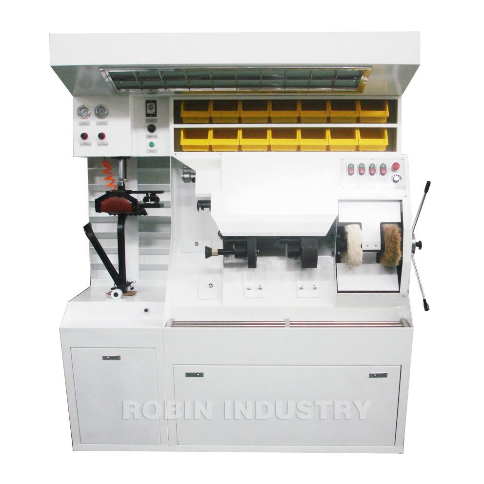 RC-01 shoe repair finisher machine
