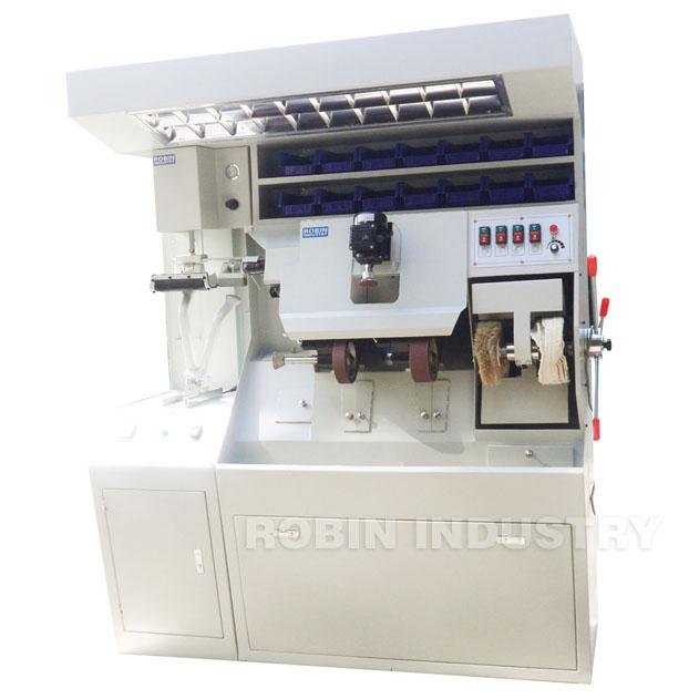 shoe finisher machine