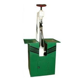 Manual Heel Attach Machine