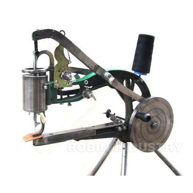 shoe mending machine