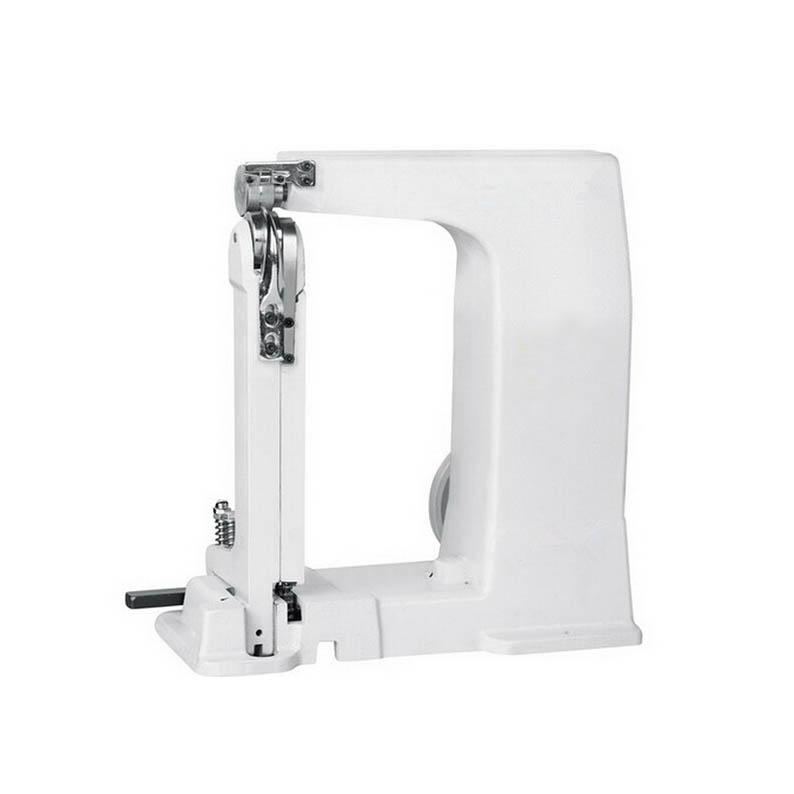 Seam opening and tape attaching machine