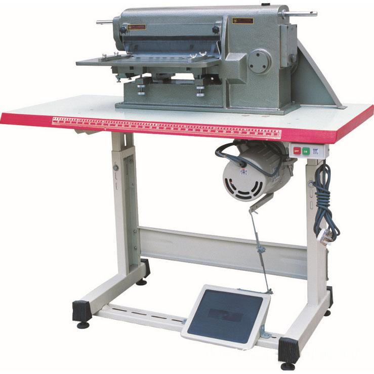 belt cutting machine cutting leather, Leatherette & PVC & carton & sponge sheet