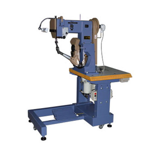 Heavy Duty Shoes Sidewall Sole Stitching Machine