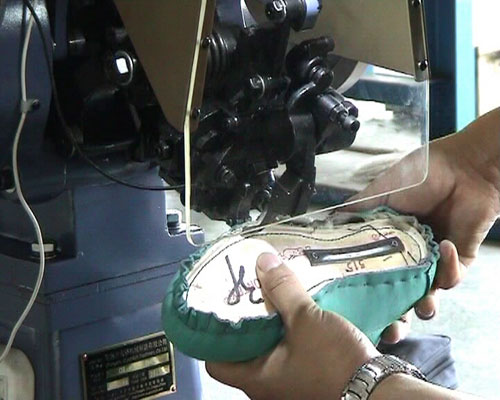 Stapling Machine For Goodyear Welt stitching machine